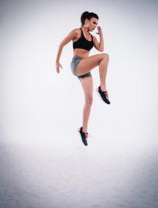 Femme et fitness : motivation et mental