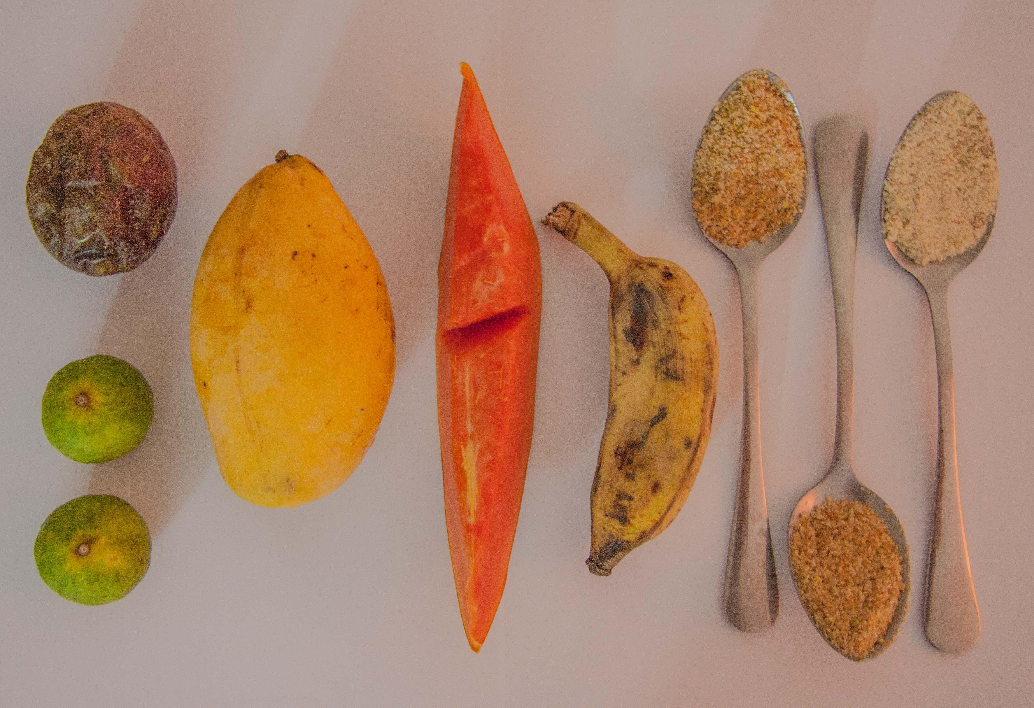 Ingrédients Miam-Ô-Fruit