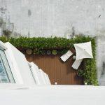Terrasse Feng Shui