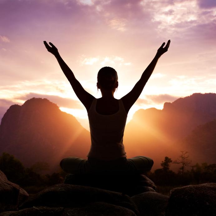 méditation du matin