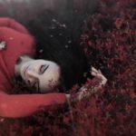 Femme en plein sommeil réparateur